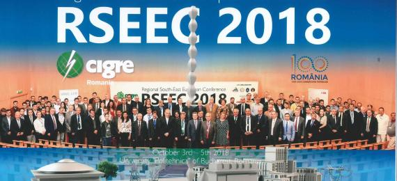 CIGRE Romania oct 2018